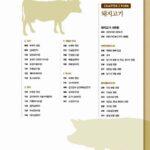 백종원의 肉(육) – 소고기 돼지고기 분할 정형에서 부위별 다듬기까지